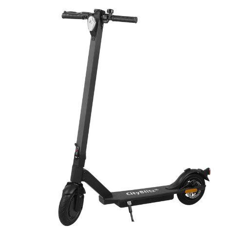 CityBlitz E-Scooter Moove mit Straßenzulassung für 239€ (statt 299€) – B-Ware