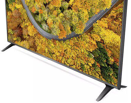 LG 43UP75009   43 Zoll UHD SMART TV für 349€ (statt 389€)