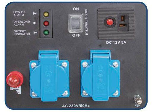 Scheppach SG2000 Inverter Stromerzeuger für 299,94€ (statt 398€)