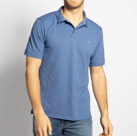 2er Pack: Calvin Klein Poloshirt Campus in vielen Farben für je 53,48€ (statt 72€)