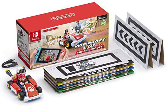 Nintendo Mario Kart Live: Home Circuit als Mario Set für 70,39€ (statt 83€)
