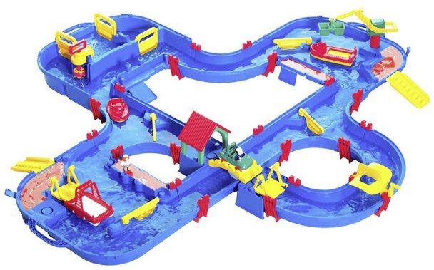 BIG AquaPlayn Go Wasserbahn für 69,99€ (statt 89€)