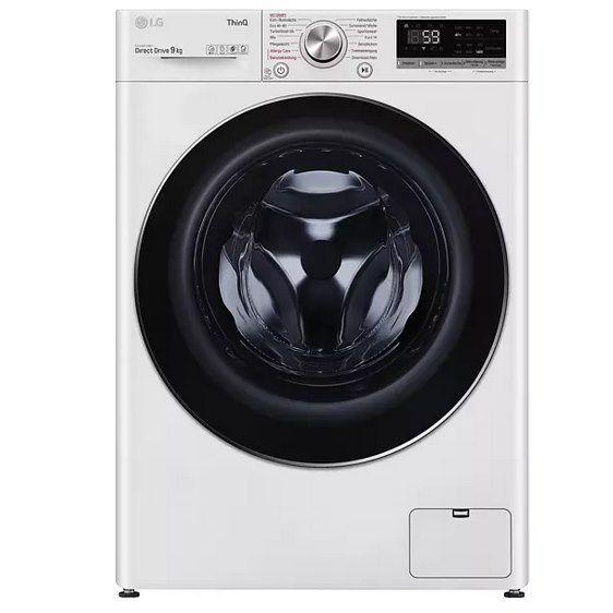 LG F4WV591 Waschmaschine (9kg & 1360 U/Min) mit App Anbindung für 489€ (statt 534€)