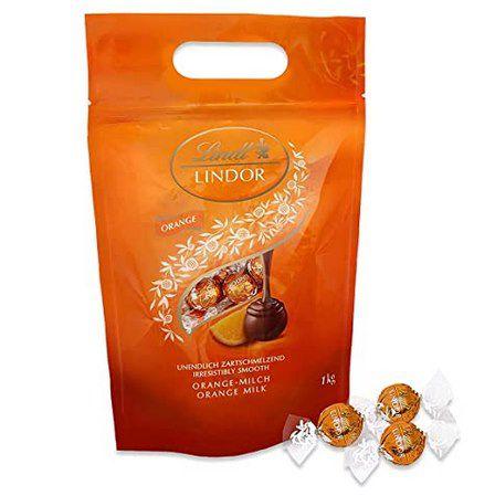 """1kg Lindt LINDOR Beutel """"Orange-Milch"""" ab 13,49€ (statt 19€) – Prime"""