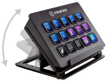 Elgato Stream Deck (15 Tasten) mit einstellbaren LCD Tasten für 99,99€ (statt 137€)