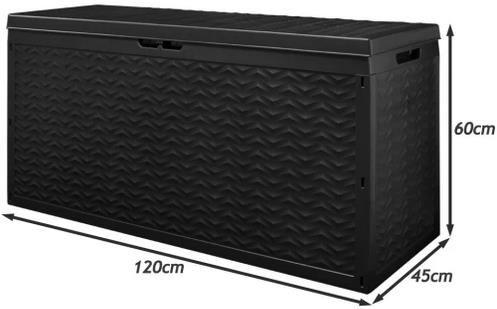 Jelenia Plast Garten Aufbewahrungsbox Cargo mit 320 Liter für 34,90€ (statt 45€)