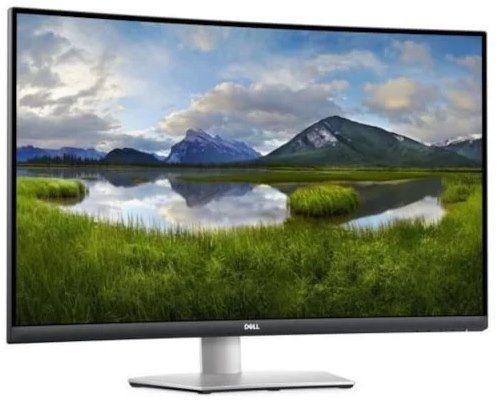 Dell S3221QS   32 Zoll UHD Curved Monitor mit FreeSync für 329,90€ (statt 386€)