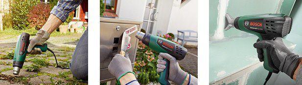 Bosch Heißluftgebläse EasyHeat 500 für 31,99€ (statt 42€)