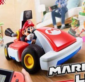 Nintendo Mario Kart Live: Home Circuit als Mario-Set für 71,51€ (statt 90€)