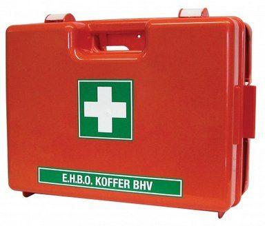 Carpoint Erste Hilfe Koffer mit Wandhalterung für 35,90€ (statt 73€)