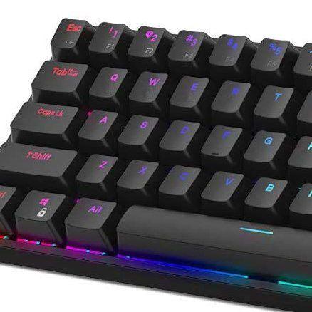 Dierya DK61E – mechanische RGB Gaming Tastatur für 48,99€ (statt 70€) – QUERTY Layout