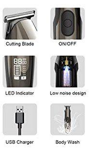 Laxstory 4in1 Haarschneidemaschine & Trimmer für 14,99€ (statt 30€)