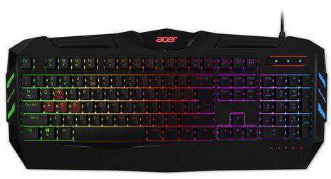 ACER Nitro Gaming Keyboard für 29,49€ (statt 45€)
