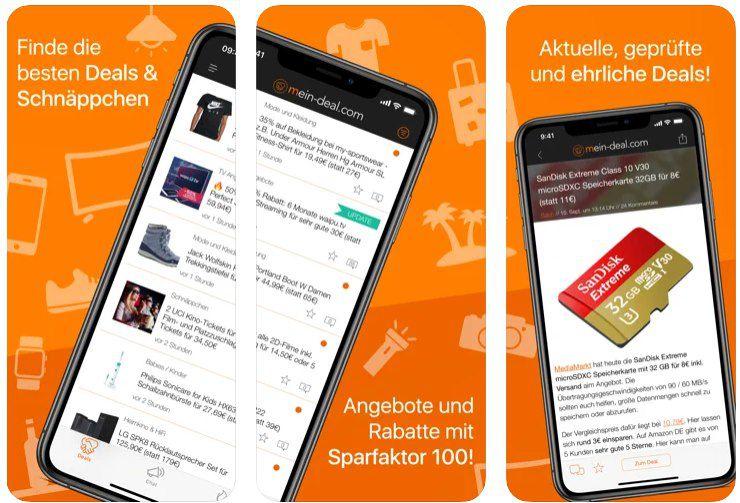➡️ Neue Mein Deal App: Eure Wünsche & Verbesserungsvorschläge + Gewinnspiel