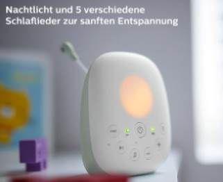 Philips Avent SCD711/26 White DECT Babyphone für 65,79€ (statt 83€)