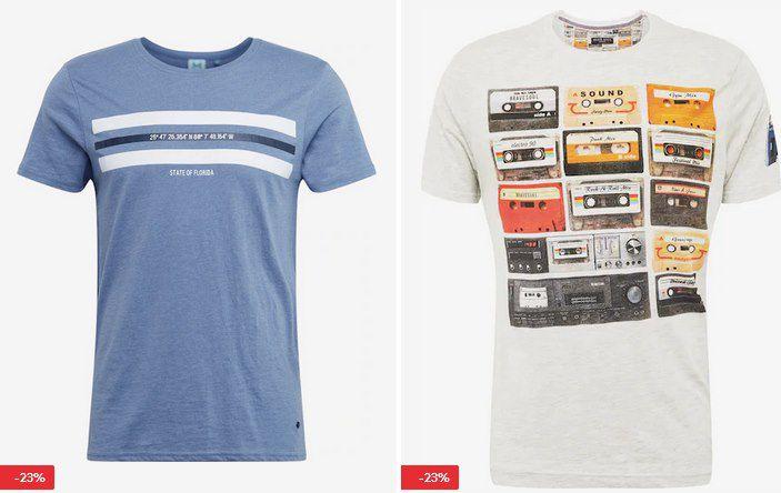AboutYou: Günstige T Shirts durch bis zu 70% Rabatt ab 5,59€ z.B. Hilfiger, JOOP!, GANT, Lacoste uvm.