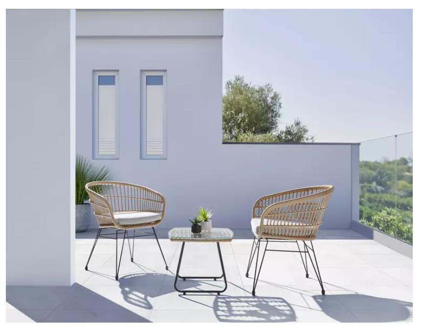 Balkonset Antea inkl. Auflagen für 188,34€ (statt 250€)