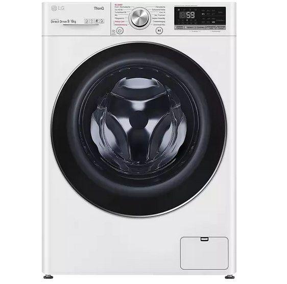 LG V5WD961 Waschtrockner (9kg/6kg & 1370 U/Min.) mit App Anbindung für 639€ (statt 698€)