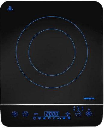 MEDION® Induktionskochplatte MD 17595 für 32,94€ (statt 38€)