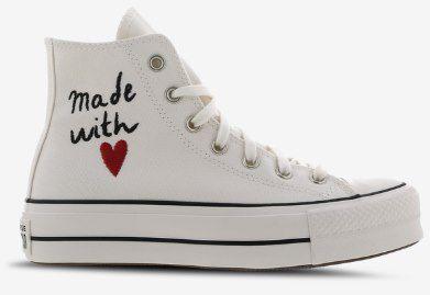 Converse Chuck Taylor All Star Platform High Schuh für 69,99€ (statt 85€)   38 bis 41.5
