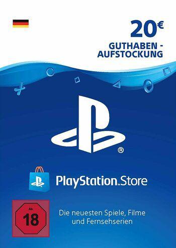20€ PlayStation Store Guthaben für 15,99€