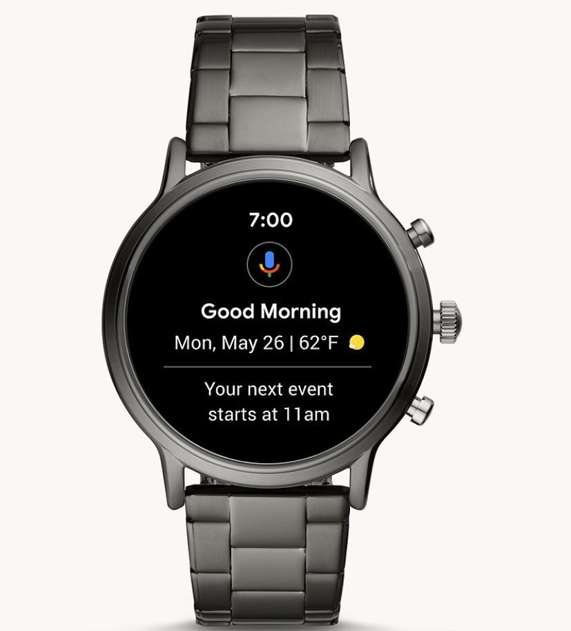 Bis Mitternacht: 30% Rabatt auf Fossil Smartwatches + 15% extra mit NL Gutschein