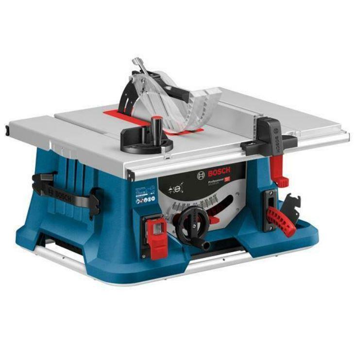 Bosch GTS 635-216 Professional 1.600W Tischkreissäge für 299,95€ (statt 319€)