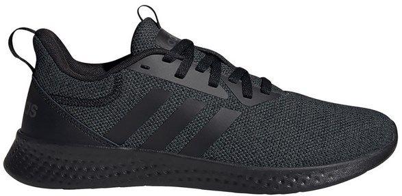 adidas Sneaker Puremotion Schwarz/Dunkelgrau für 38,95€ (statt 52€)