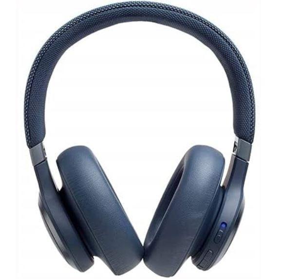 JBL LIVE 650BTNC kabellose Over-Ear Kopfhörer mit Noise Cancelling für 95€ (statt 109€)