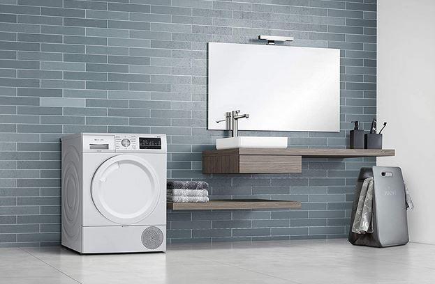 Siemens WT45R4A8 iQ500 Wärmepumpentrockner 8kg für 519€ (statt 569€)