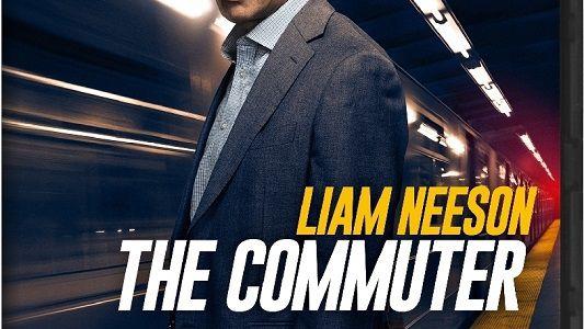 ZDF Mediathek: The Commuter   Die Fremde im Zug (IMDb 6,3/10)