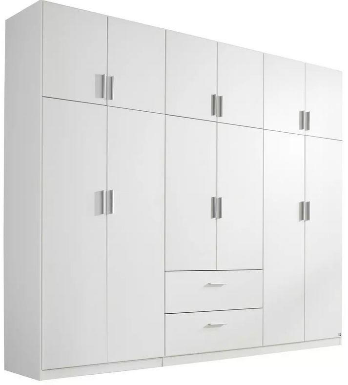 modern living Kombi Kleiderschrank in Weiß ab 437,96€ (statt 579€)