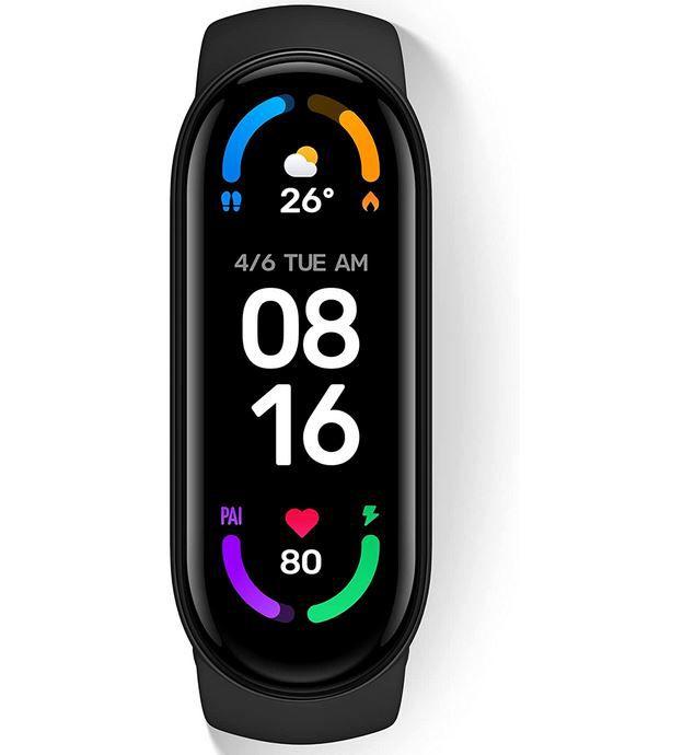 Xiaomi Mi Band 6 Fitness- & Aktivitätstracker ab 24,90€ (statt 39€)