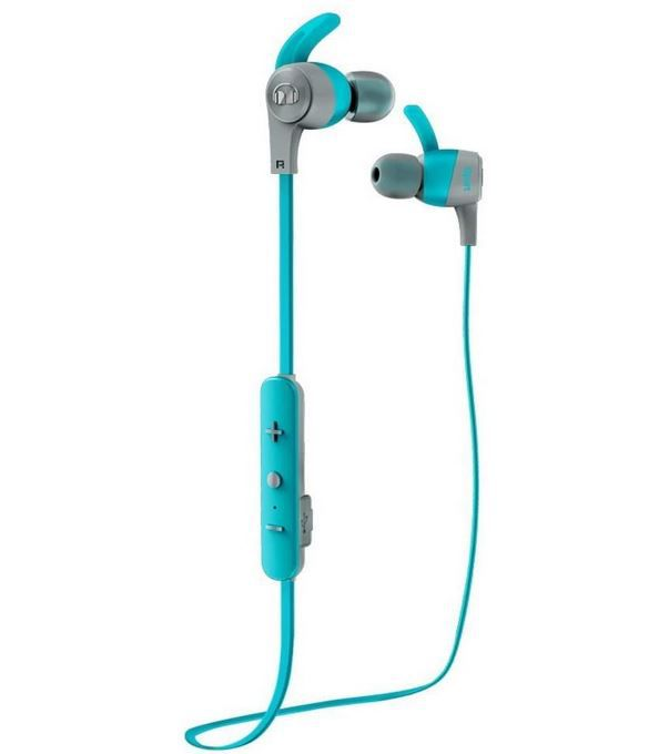 Monster iSport Achieve Bluetooth in ear Kopfhörer für 9,99€ (statt 15€) – Doppelpack für 15,98
