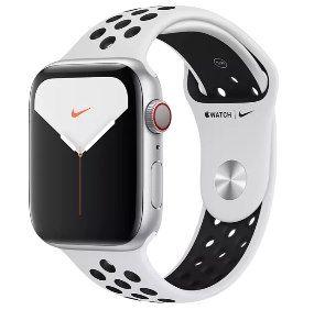 APPLE Watch Nike Series 5 (GPS + Cellular) 44mm ab 339€ (statt 390€)
