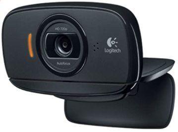 Logitech B525 HD Webcam 1280x720 für 75,78€ (statt 85€)