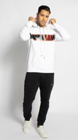 Replay Sweatshirt in Schwarz oder Weiß für 36,25€ (statt 50€)