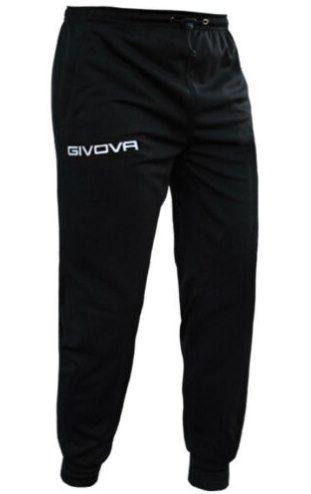 Givova One P019 Trainingshose in blau oder schwarz für 12,94€ (statt 15€)