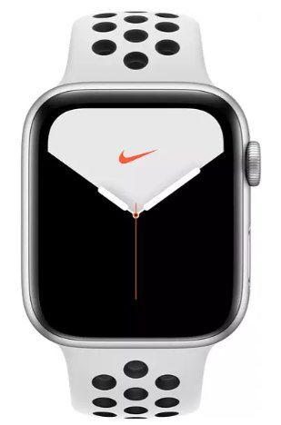 APPLE Watch Nike Series 5 (GPS + Cellular) 44mm für 369€ (statt 412€)