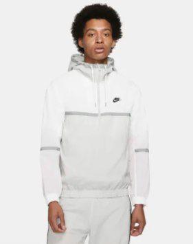 Nike Sportswear Webjacke ohne Futter mit Kapuze für 59,49€ (statt 71€)   Member