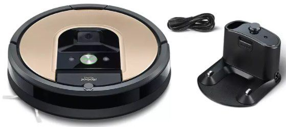 iRobot Saugroboter Roomba 976 mit Imprint Kopplungstechnik ab 298€ (statt 376€)