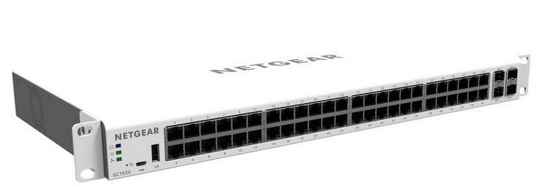 NETGEAR GC752X Insight Managed Switch 48 Ports für 175,90€ (statt 495€)