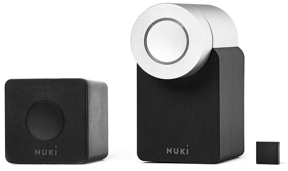 Nuki Combo 2.0 Türöffner + Bridge für 199€ (statt 269€) + Schlüsselversicherung