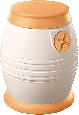 NIP Fläschenwasser Abkühler COOL TWISTER first moments in orange/beige für 24,94€ (statt 33€)