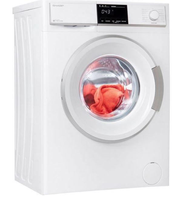 Sharp ES HFB714AWA DE Waschmaschine 7kg für 293,99€ (statt 367€)