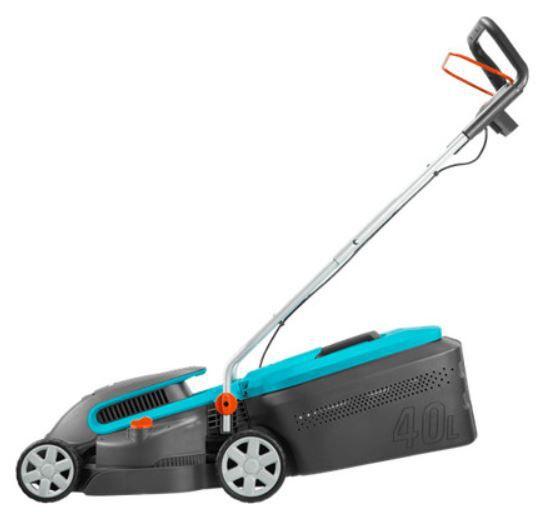 Gardena PowerMax 1400/34 Elektro`Rasenmäher für 103,90€ (statt 119€)