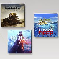 PlayStation Plus: Wreckfest (PS5) (IMDb 7,5), Stranded Deep (IMDb 6,1) & Battlefield 5 (IMDb 5,6) für PS4 gratis
