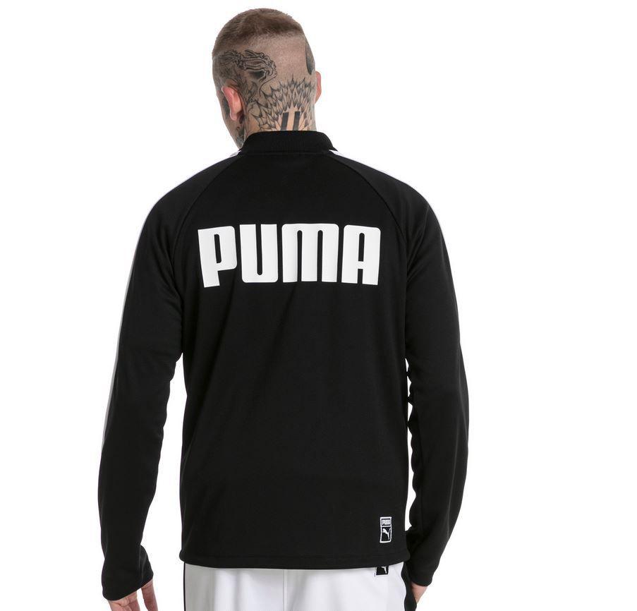 PUMA Archive T7 Herren Trainingsjacke Slim Fit für 29,95€ (statt 45€)