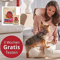 Gratis: Purina ONE®MINI für Hunde 3-Wochen-Testaktion