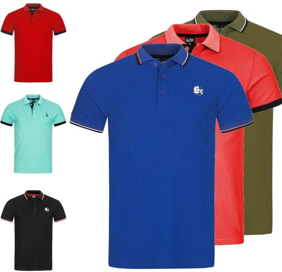 OneRedox P14ST Herren Poloshirts div. Farben für je 12,90€ (statt 18€)